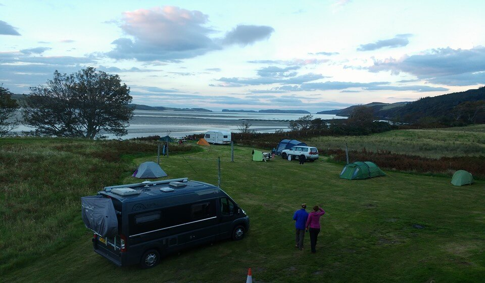 Kyle of Tongue Hostel on the North Coast 500
