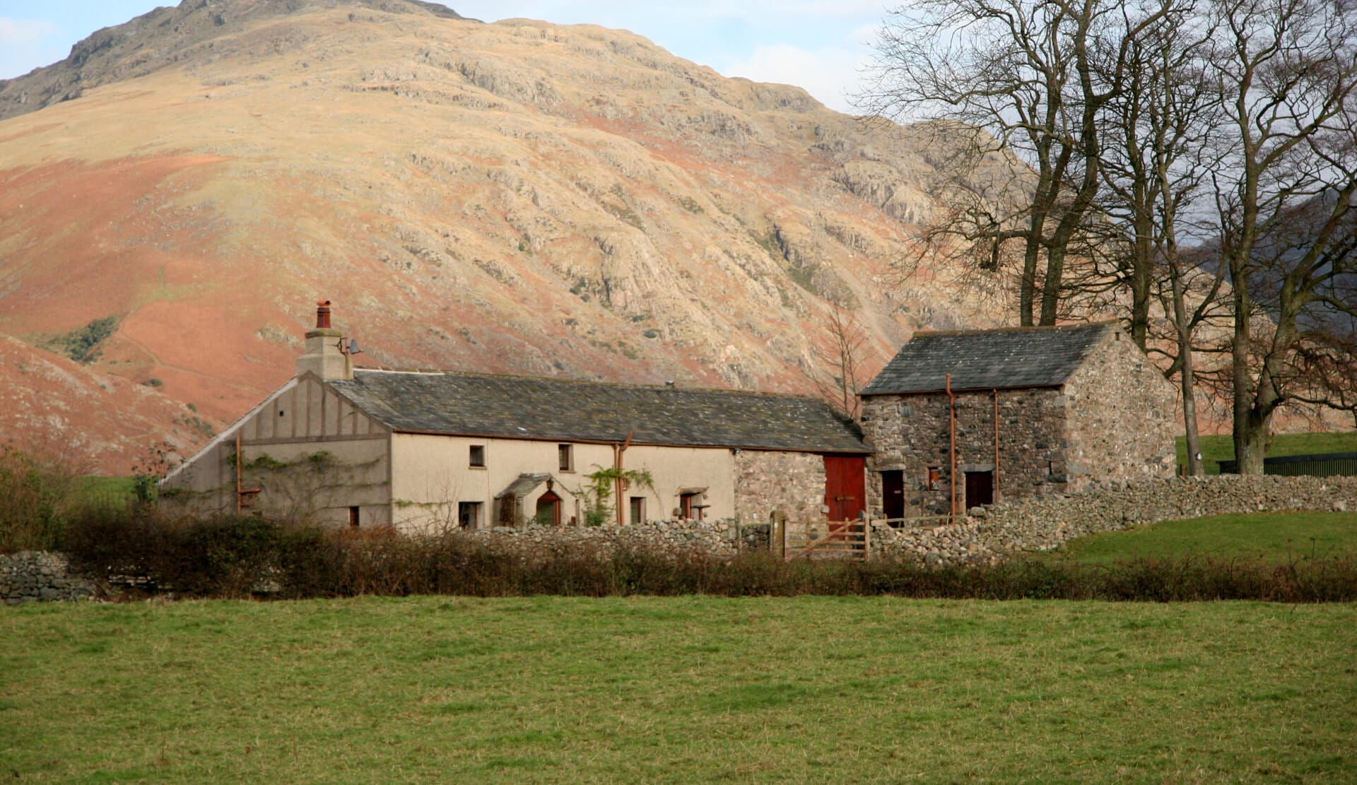 Stone Tent in Wasdale Valley