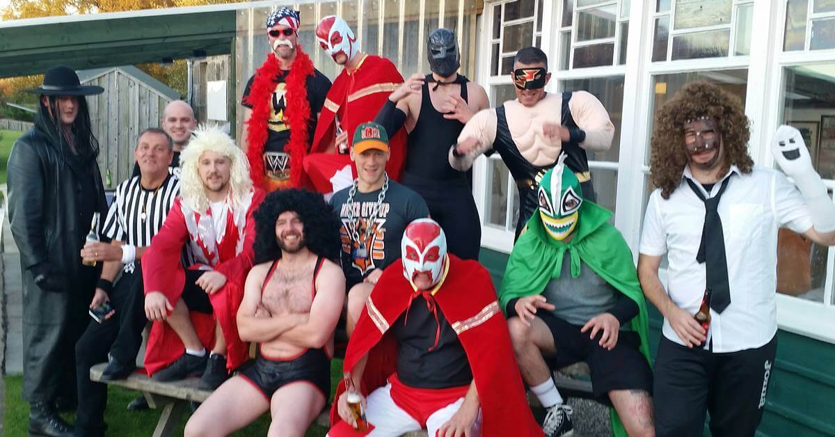 stag weekend at Abernethy Bunkhouse