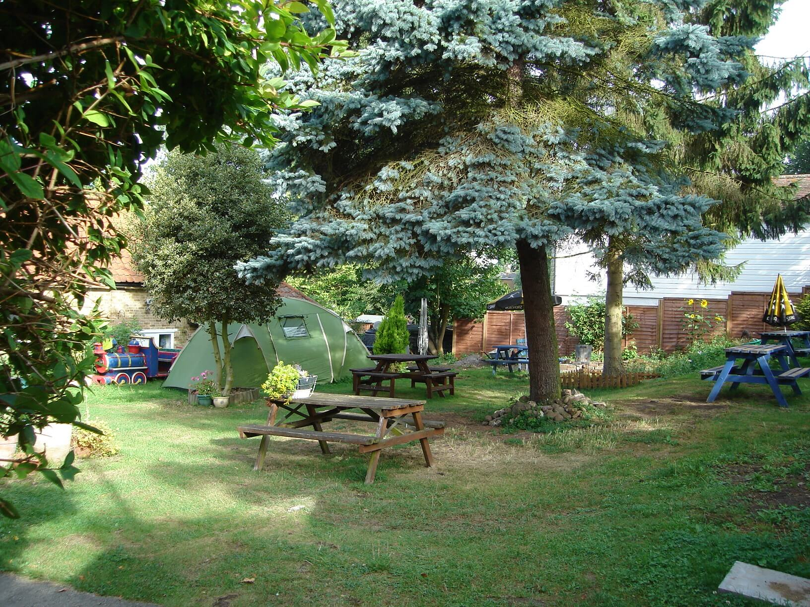 Nearest hostel to Stansted Airport