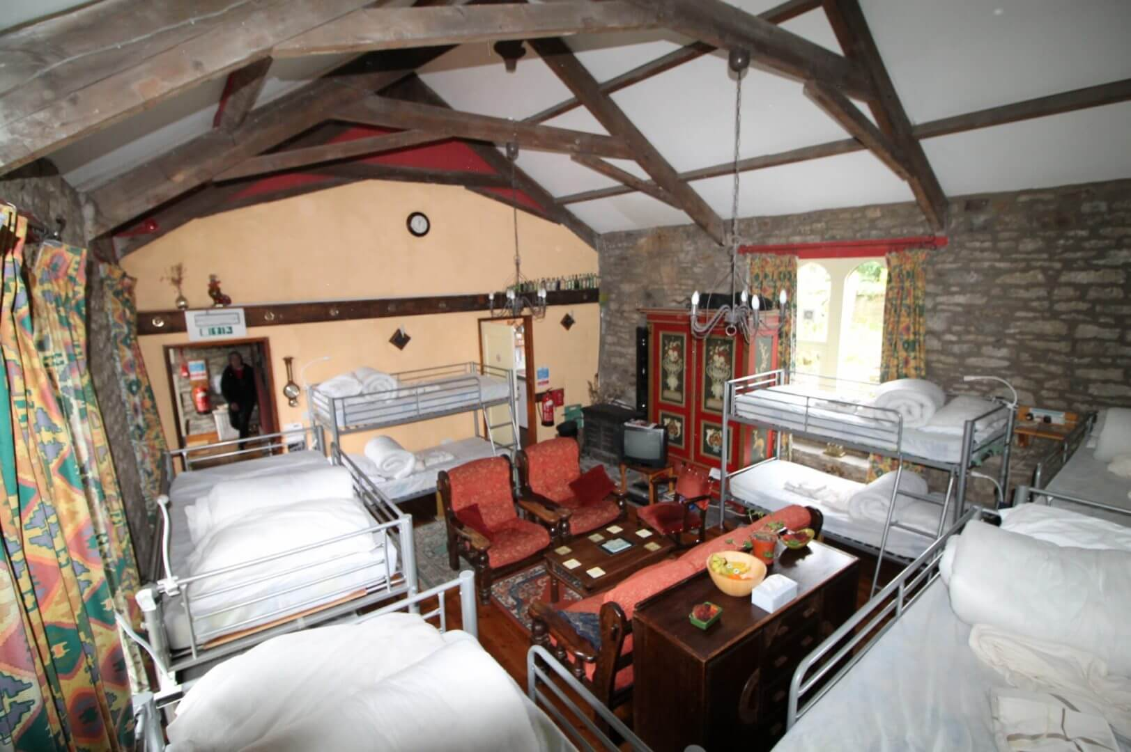 Barrington Bunkhouse in the North Pennines