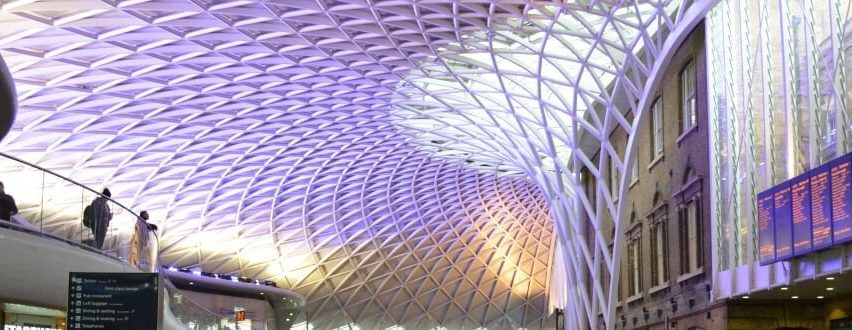 King's Cross Station by Click Hostel