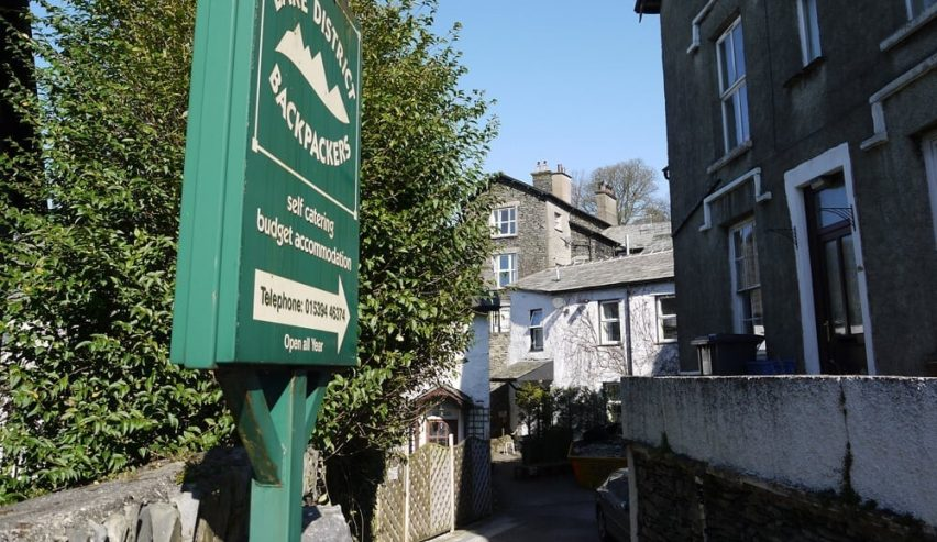 Lake District Backpackers in Windermere
