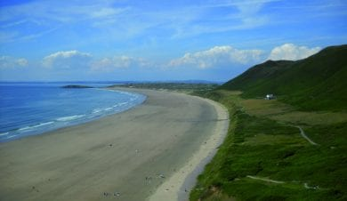 Rhossili Bunkhouse Gower Beaches