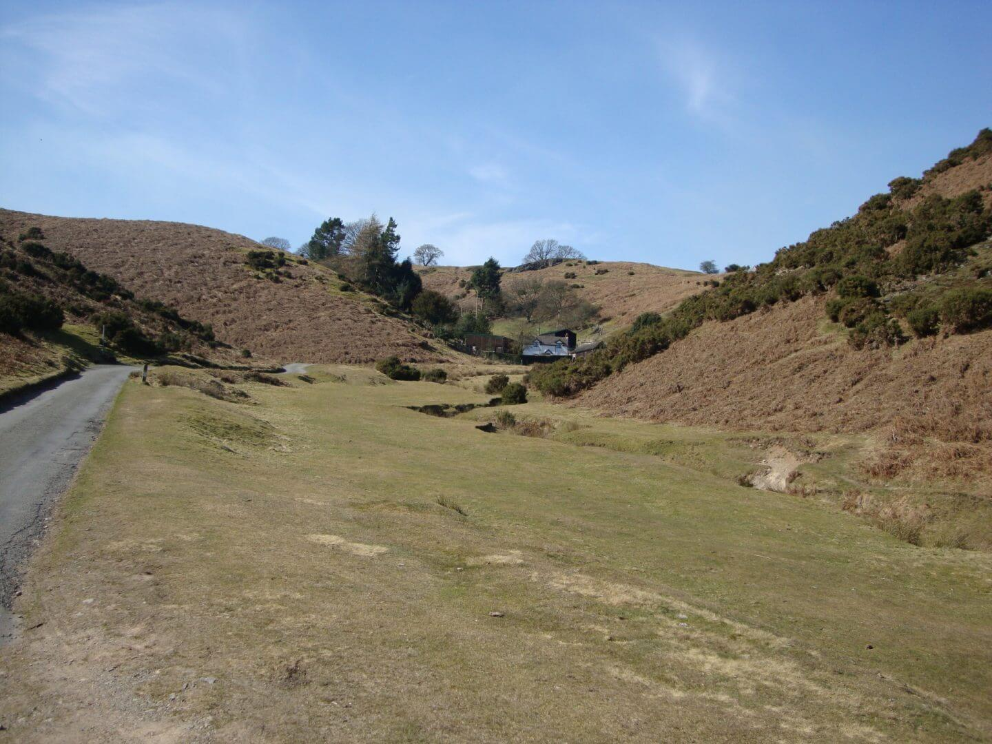 All Stretton Bunkhouse Long Mynd