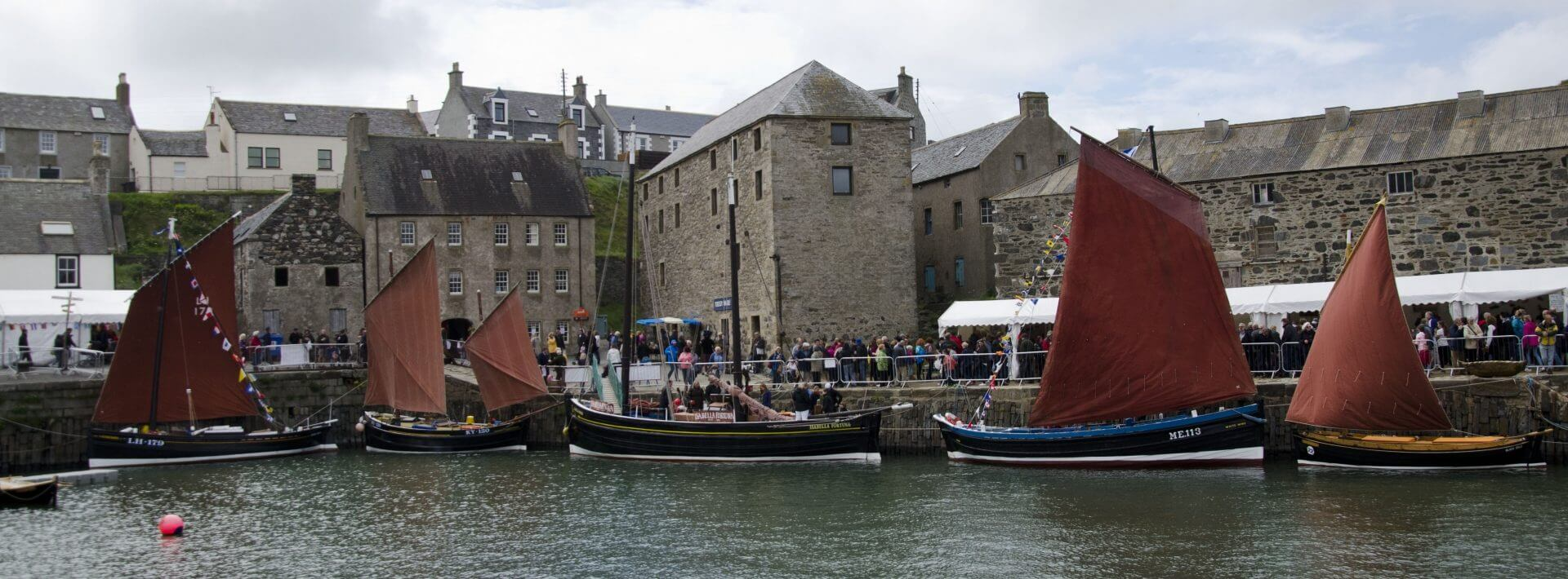 The Scottish Traditional Boat Festival
