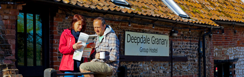 Deepdale Granary on the North Norfolk Coast