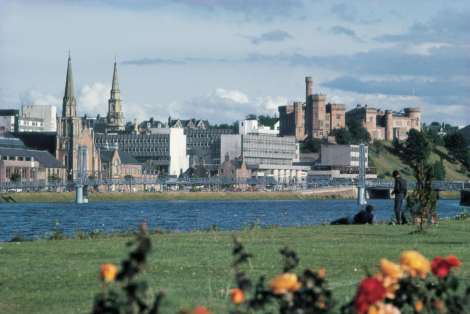 Inverness, capital of the Highlands