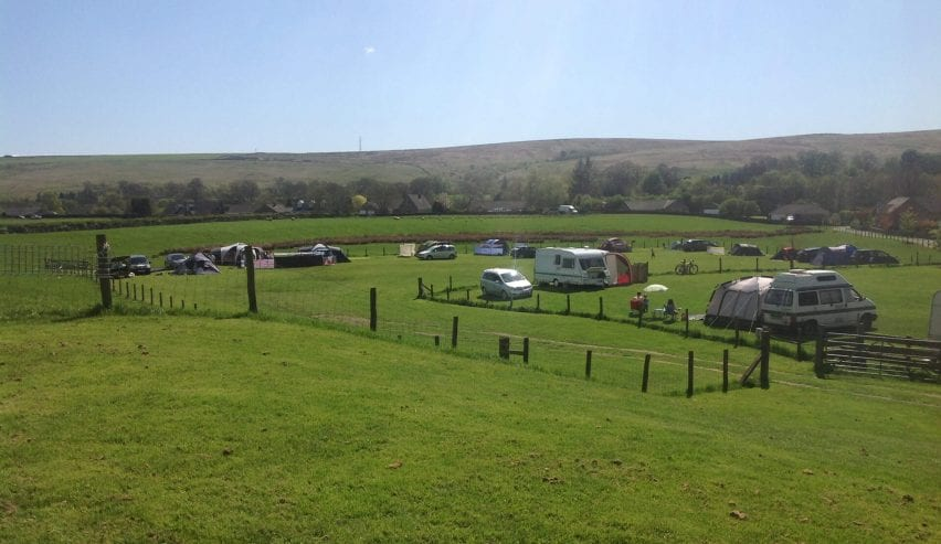 Demesne Farm Campsite and Bunkhouse