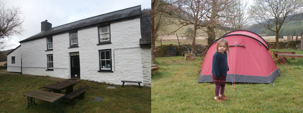 Dolgoch Hostel and Campsite