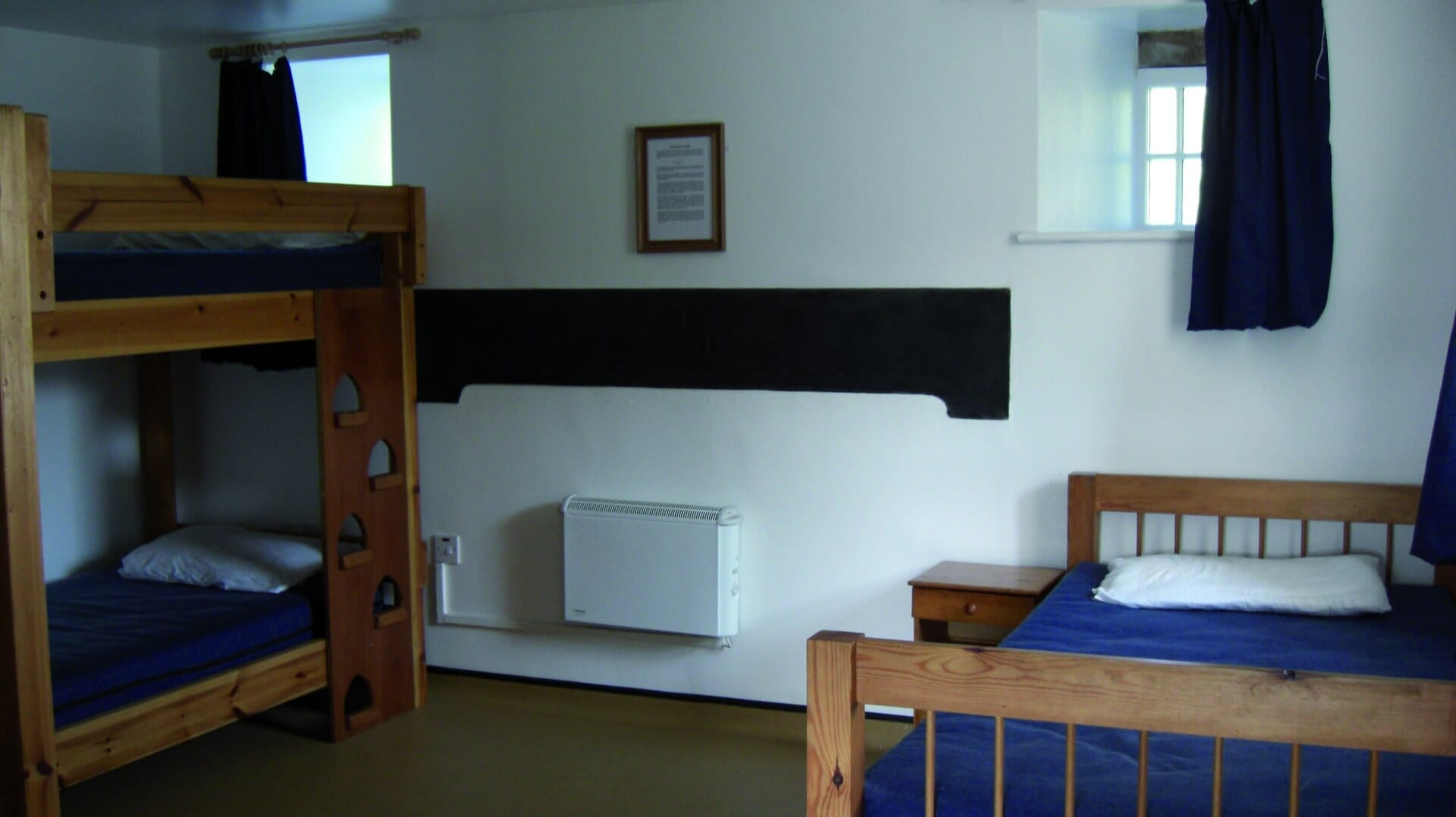 Bendrigg trust accessible accommodation