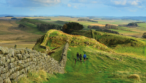 Image result for hadrian's wall path