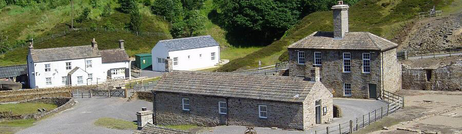 accommodation at Nenthead on issacs tea trail