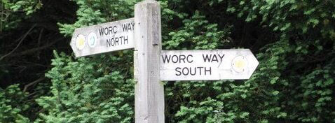 Walk the Worcestershire Way