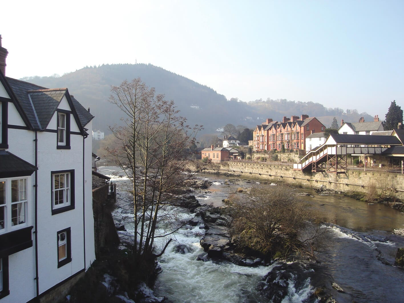 Llangollen - Where Wales welcomes the world
