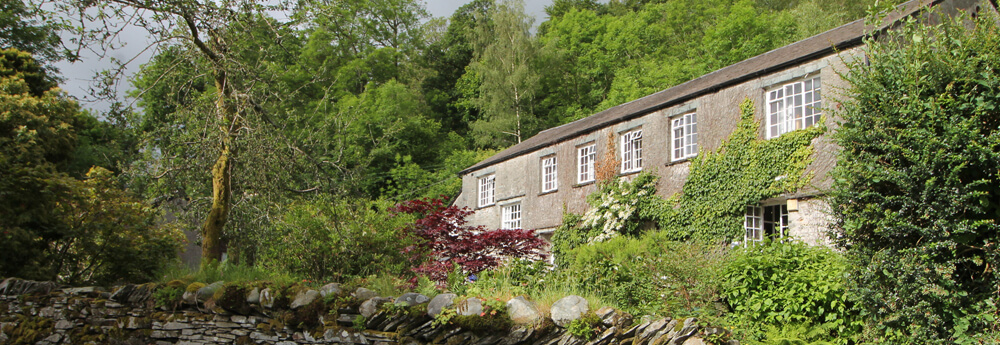 elterwater hostel in the langdales