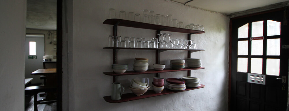 skiddaw house pantry