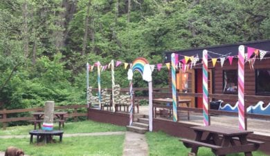 School groups welcomed at L and A Outdoor Centre