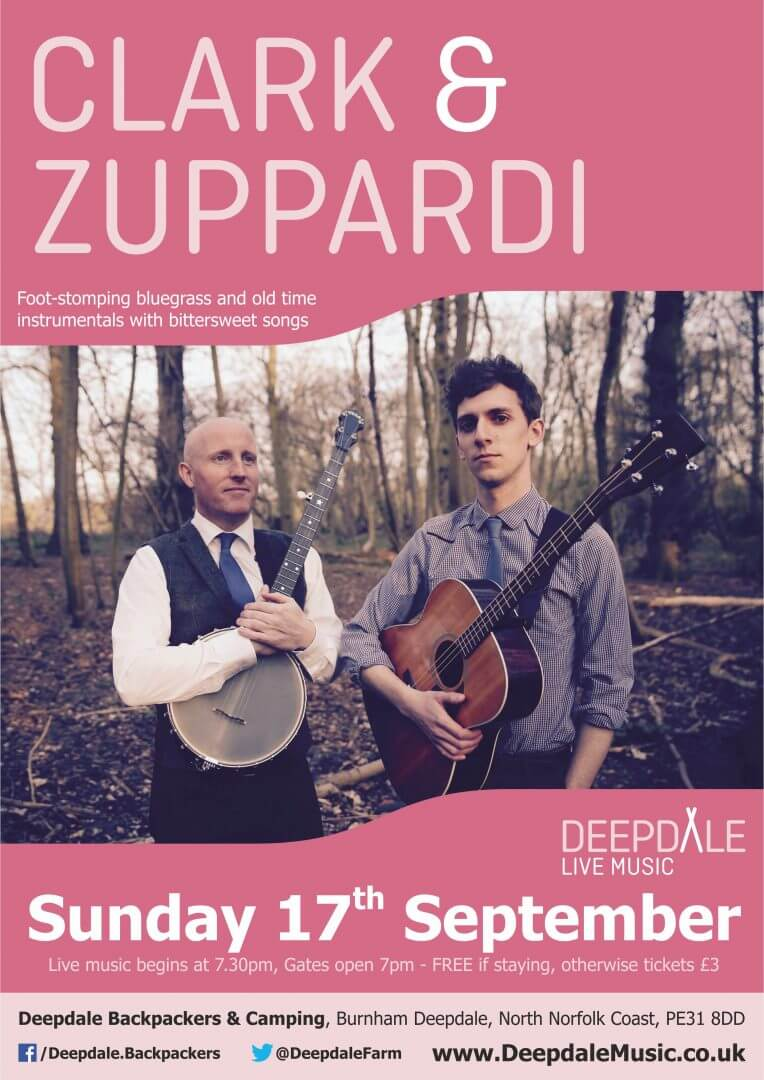 Clark and Zuppardi - Sunday 17 September 2017