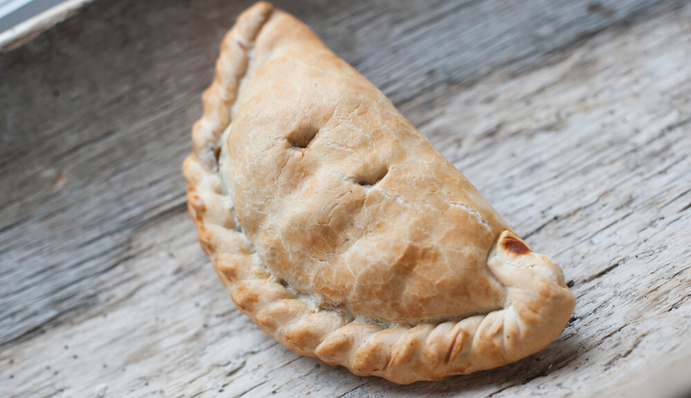 UK food and travel Cornish Pasty
