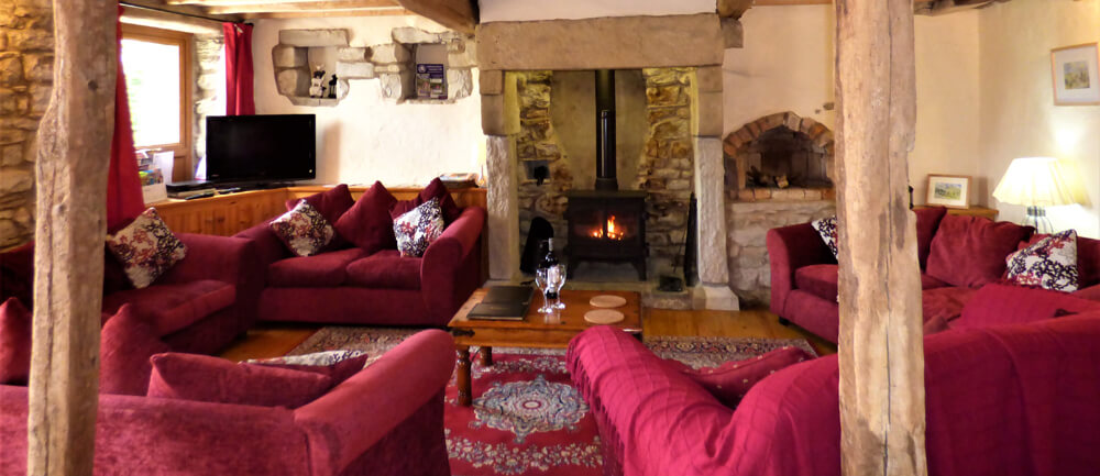 Great accommodation to celebrate new year at Gauber Bunkbarn