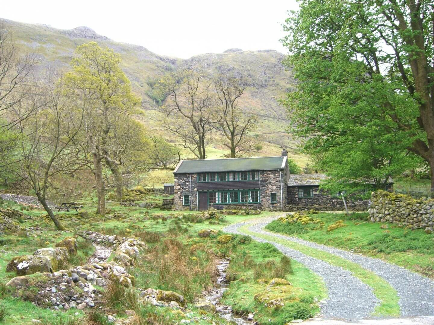 high house lake district