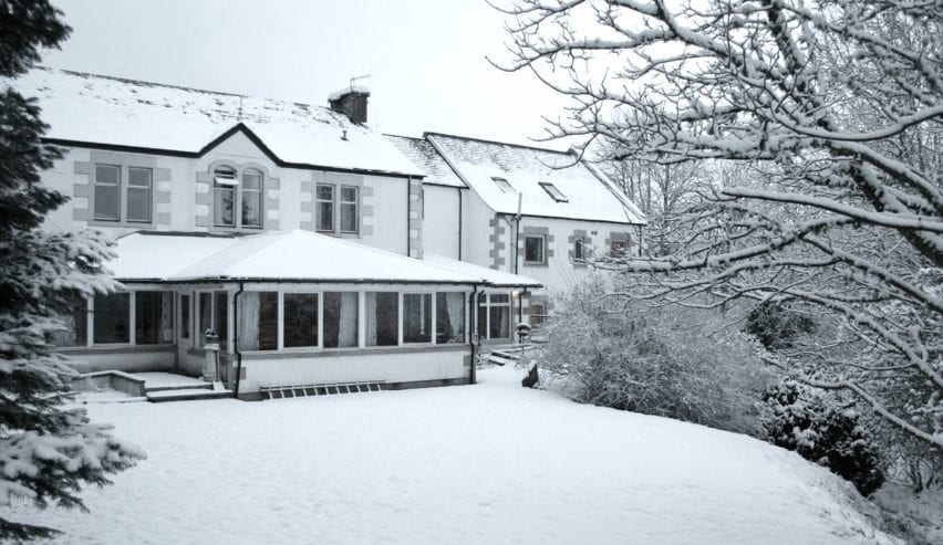 Morags Lodge Winter sports