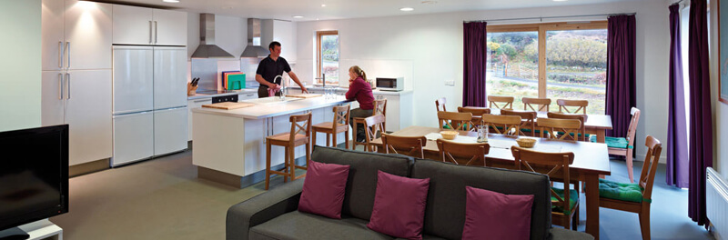 Self catering accommodation at Coll Bunkhouse a Scottish Bunkhouse on the Isle of Coll