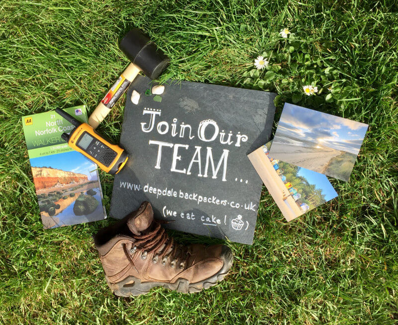 Job Opportunities | Deepdale Backpackers & Camping