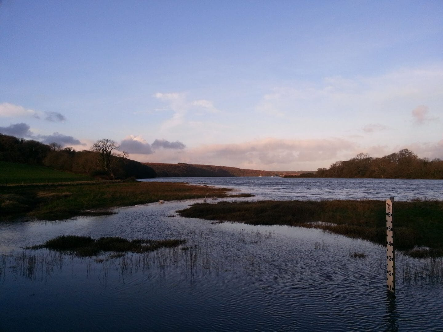 Lawrenny Millennium Hostel- The Loop- circular walk