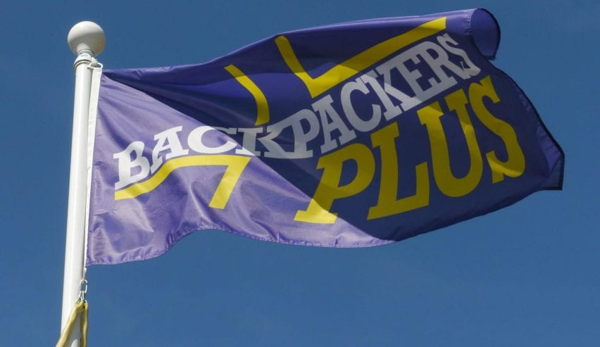 Backpackers plus oban