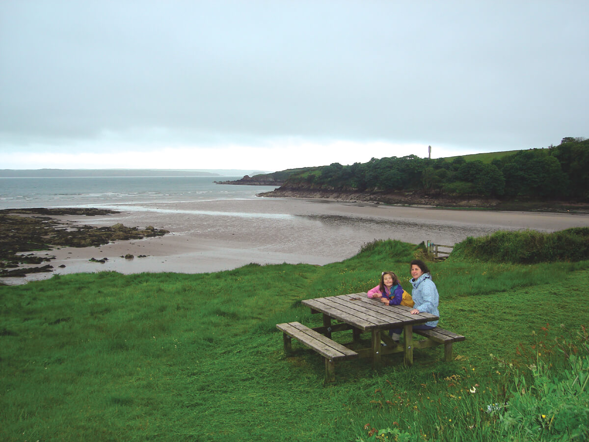 pembrokeshire coast national park- upper neeston lodges