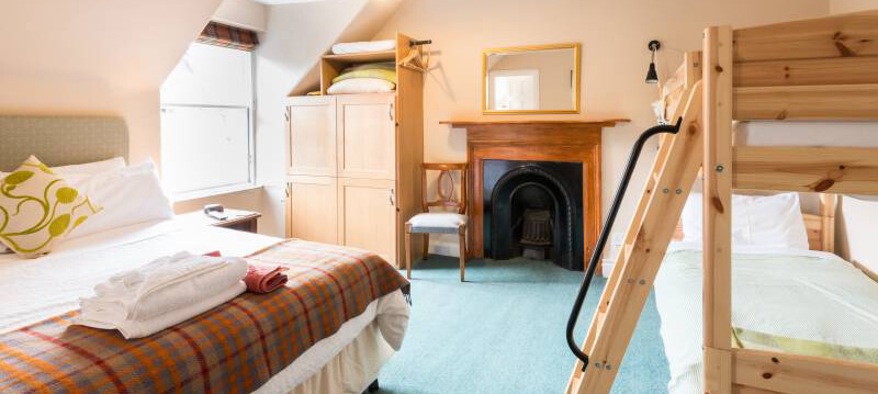 UK hostels and bunkhouses dunkeld