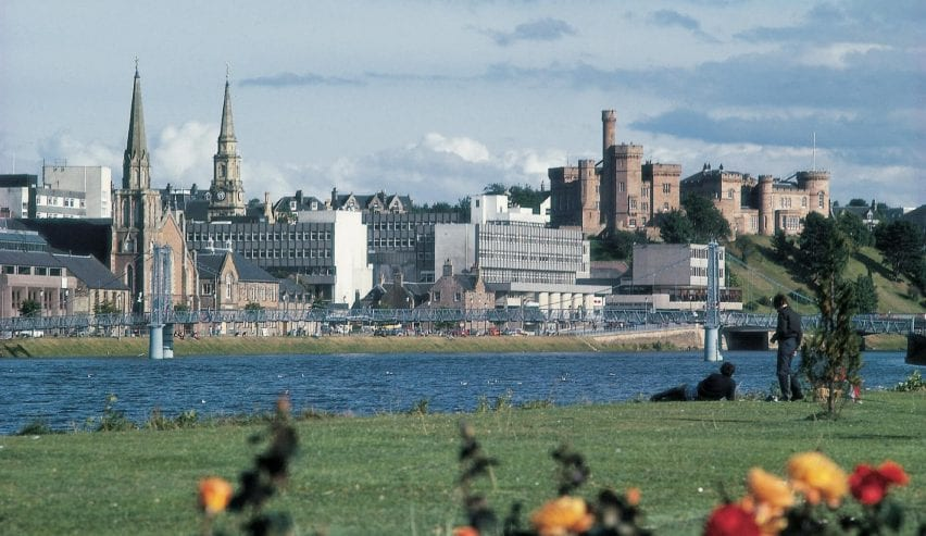 inverness - wild dolphins - vibrant city- inverness student hotel