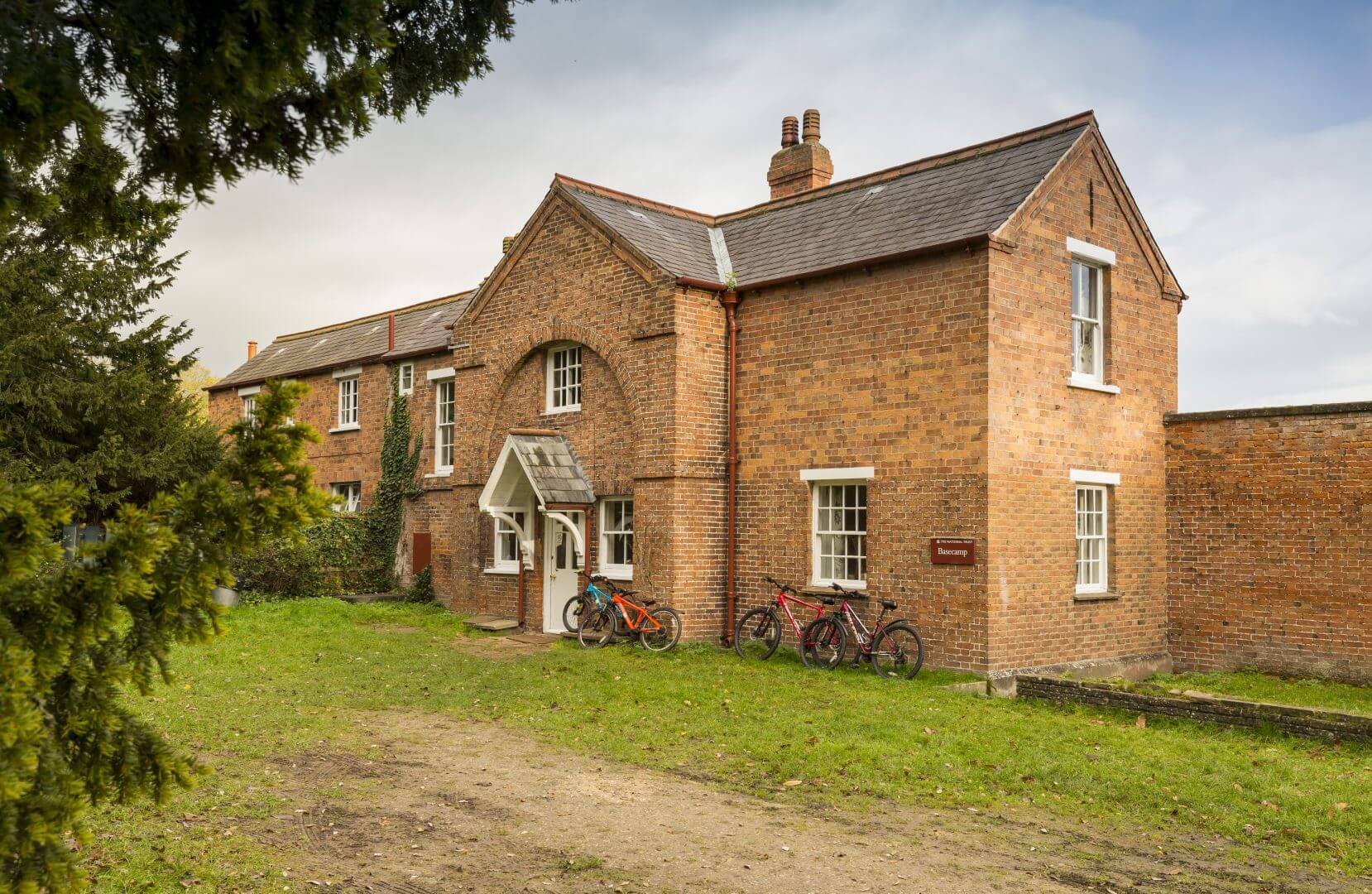 Clumber park bunkhouse group accommodation