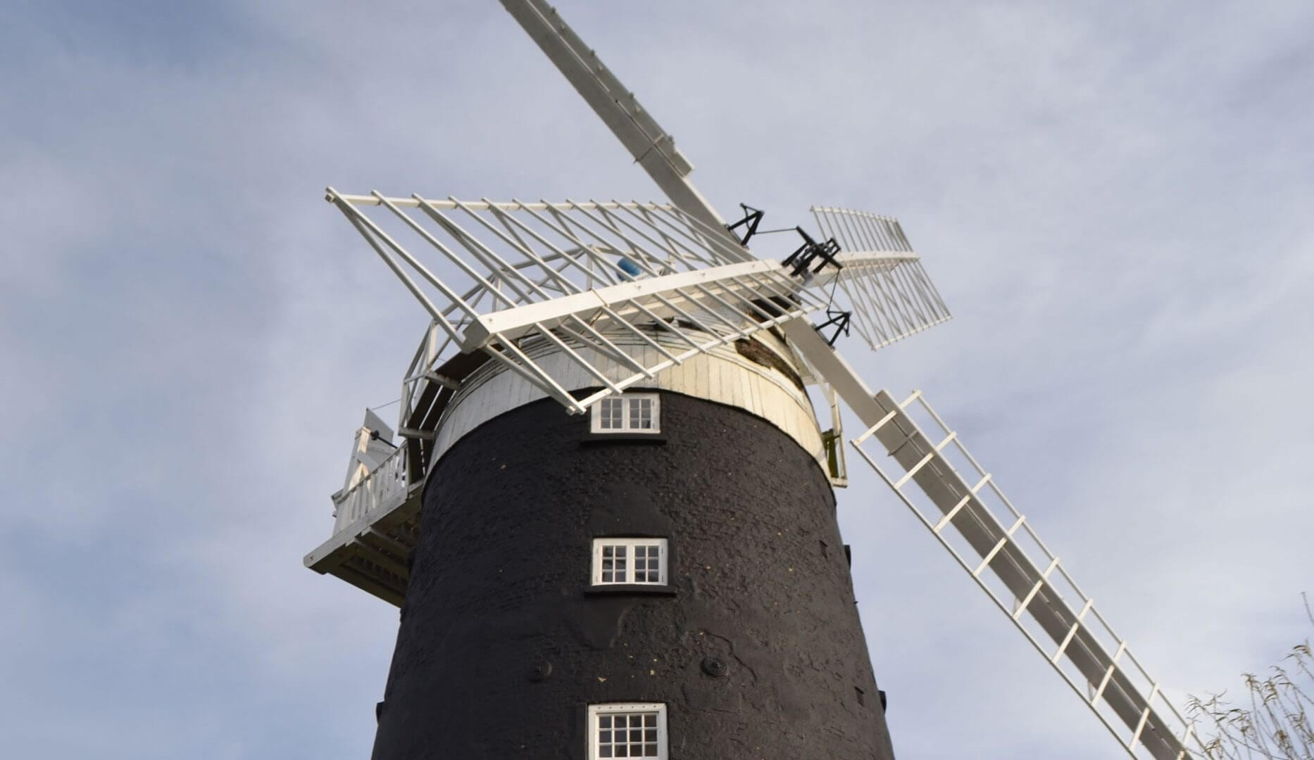 Tower Windmill - National Trust - Independent Hostels UK - Norfolk