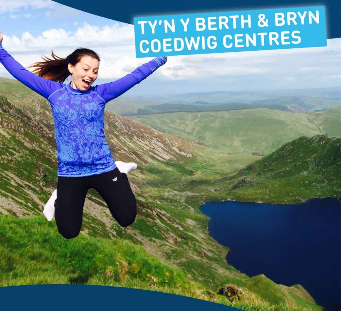Tyn Y Bertha Mountain centre day Visits