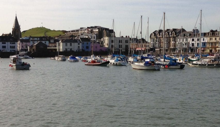 Ocean Backpackers in Ilfracombe