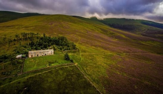 bunkhouses and hostels in the mountains skiddaw house