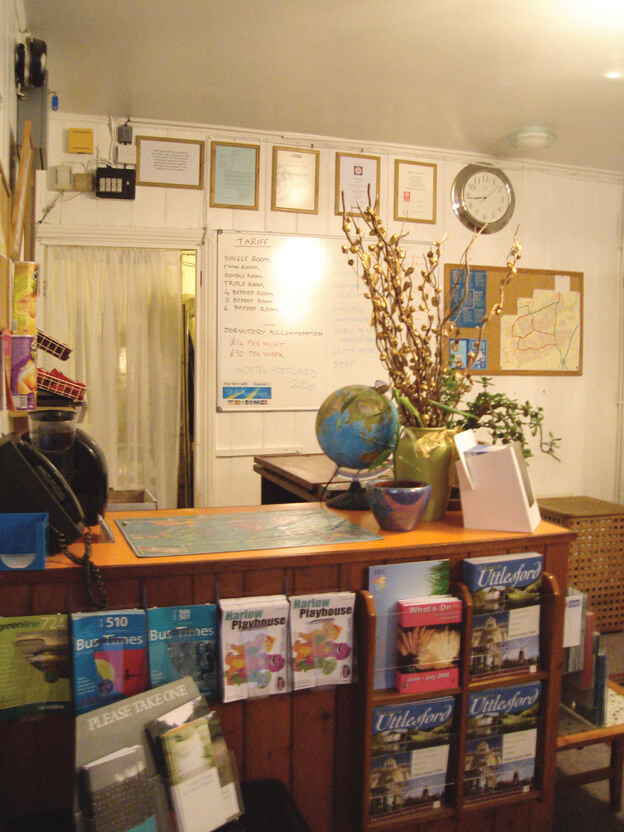 Harlow International Hostel - London affordable accommodation