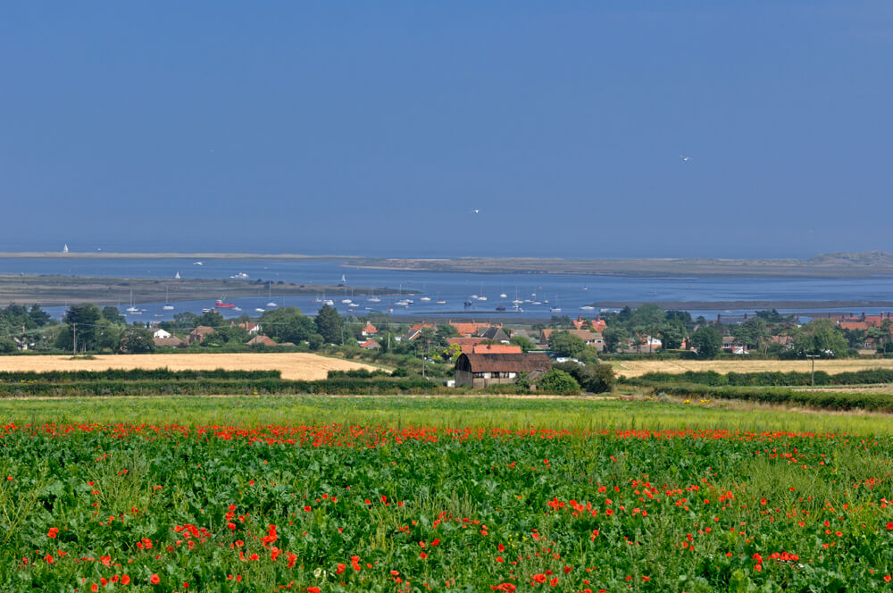 Deepdale Backpackers - live music - Area Of Outstanding Natural Beauty - Norfolk Coast
