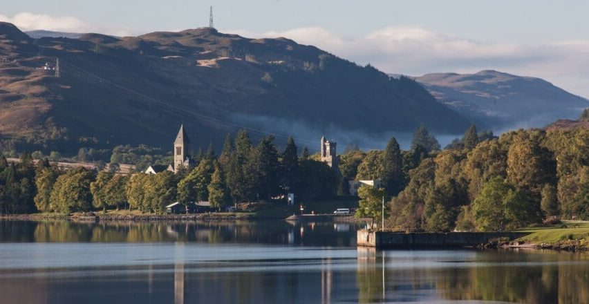 Morags Lodge by Loch Ness, Fort Augustus