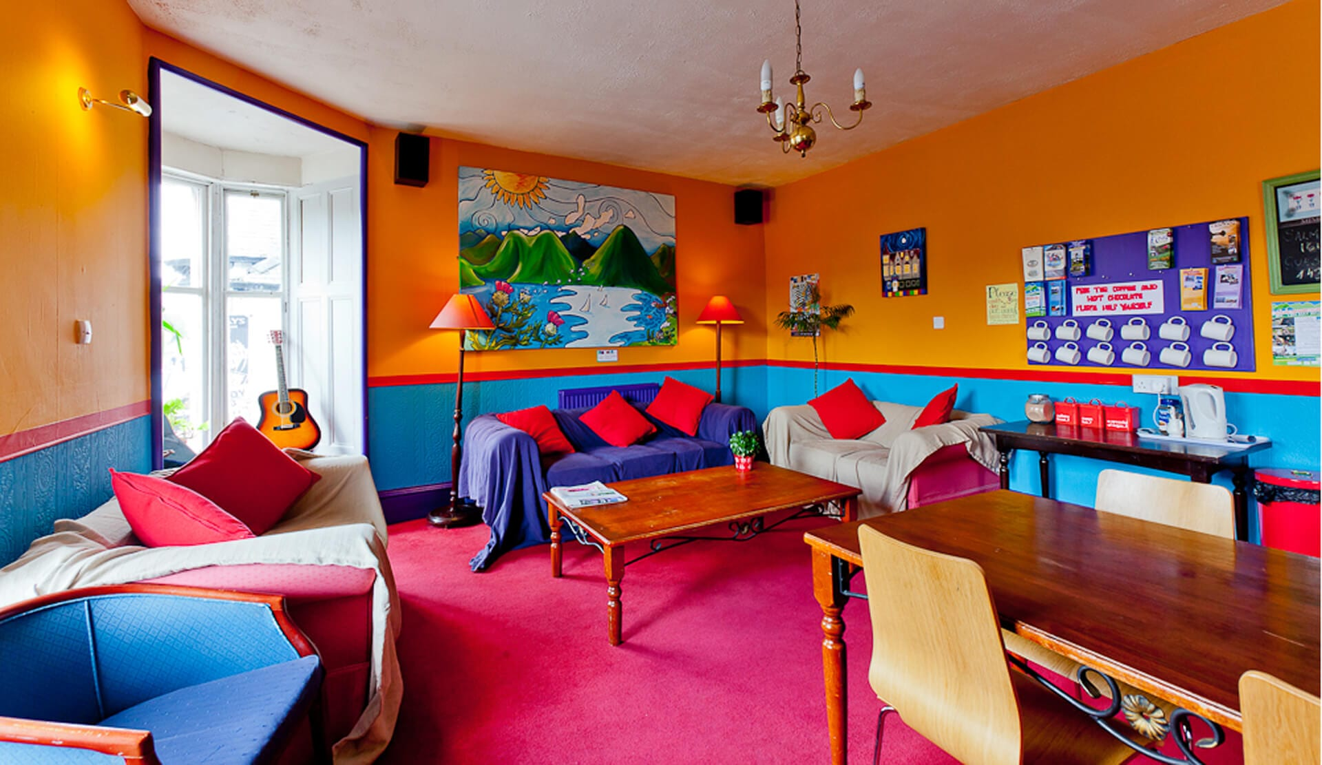 Pitlochry Backpacker's Hotel