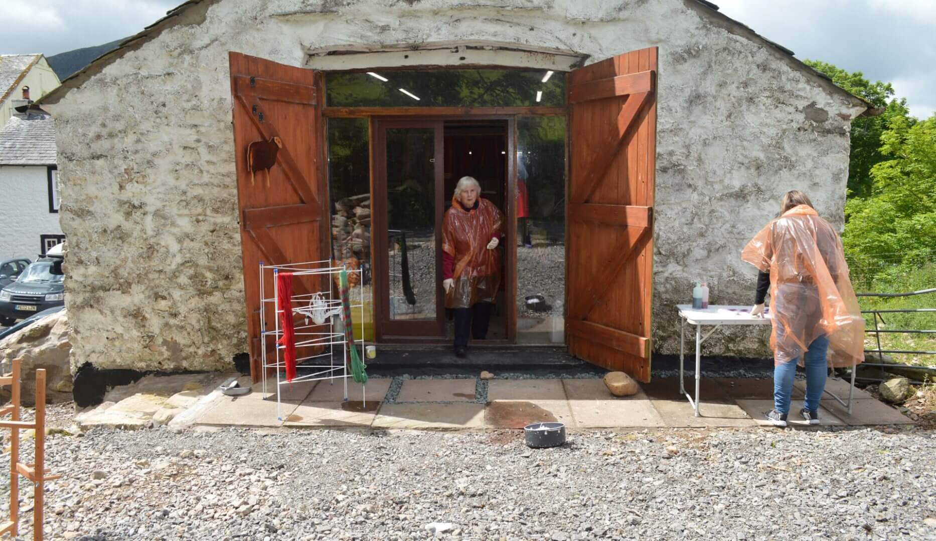 The Wild Wool Barn - dog friendly - group accommodation - Lake District National Park - NCN
