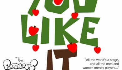 As You Like It - Open Air Theatre
