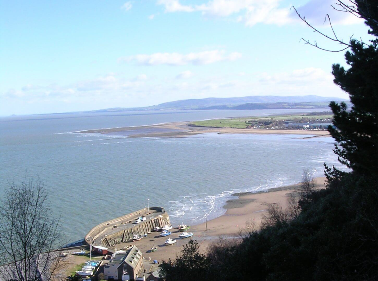 Base Lodge - Somerset - Minehead - Minehead Beach - seaside views