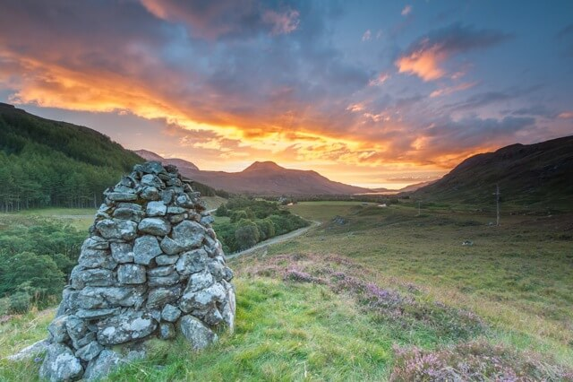 Kinlochewe Hotel and Bunkhouse on The Cape Wrath Trail