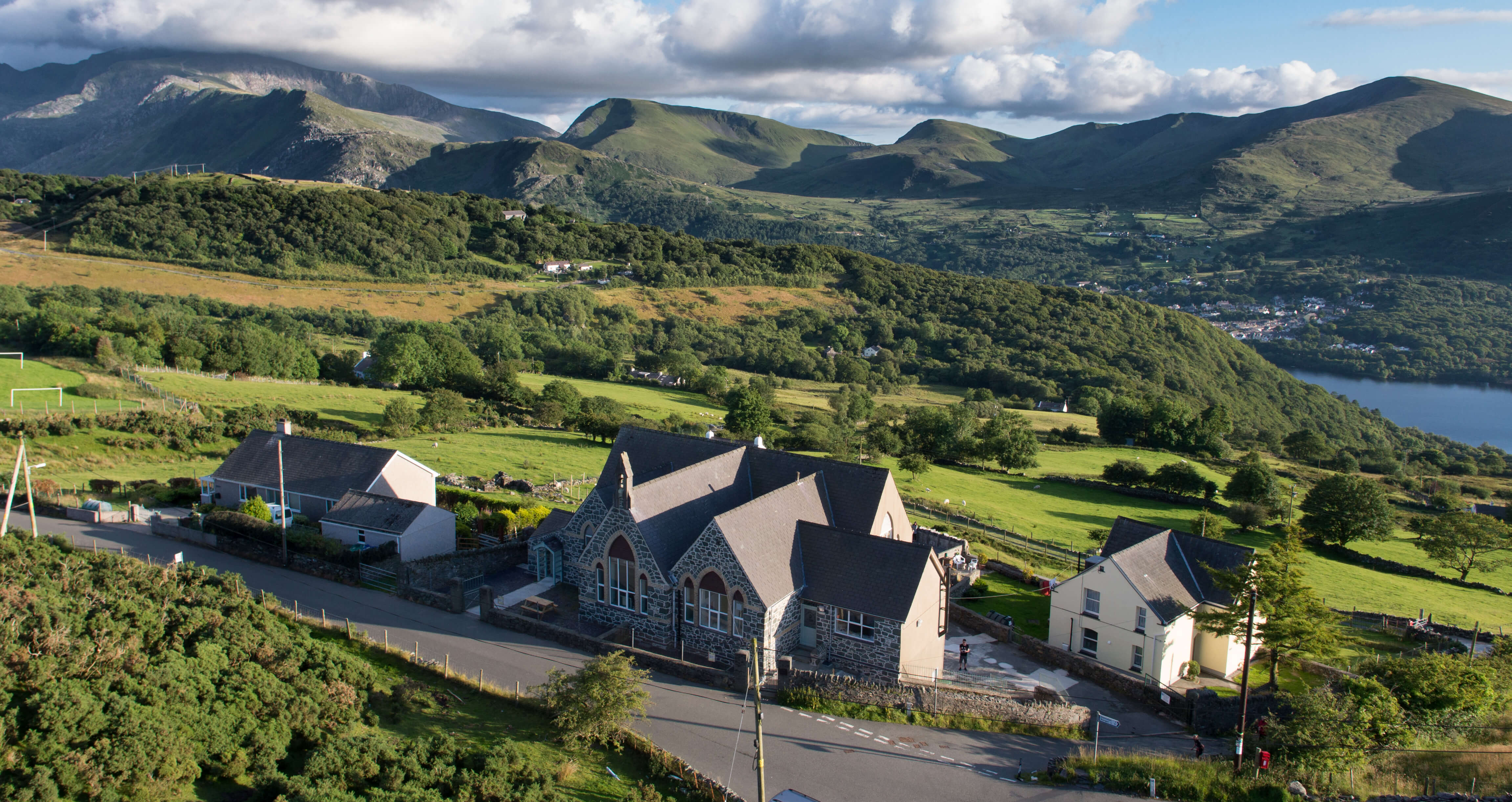 The perfect base for Snowdonia