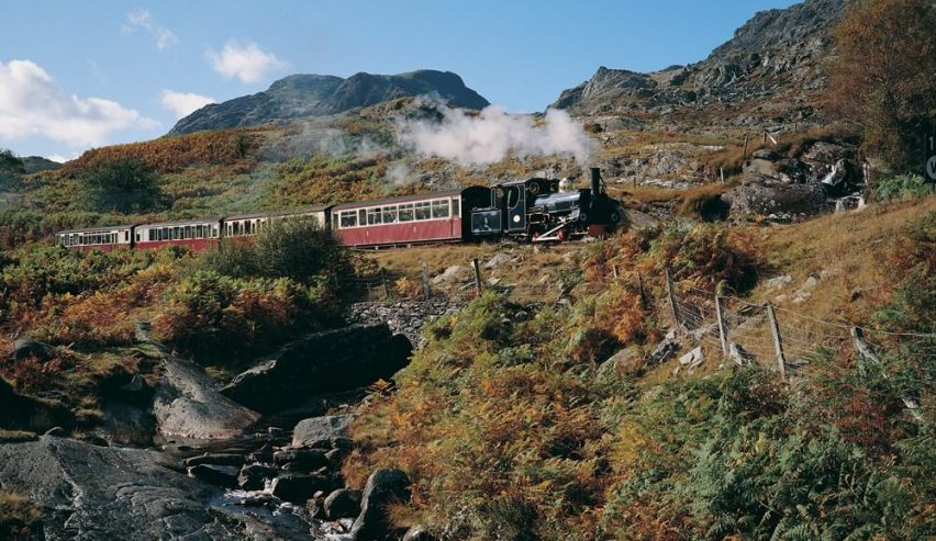 Rhyd Ddu Outdoor Centre - Ffestiniog Railway - T H Parry-Williams