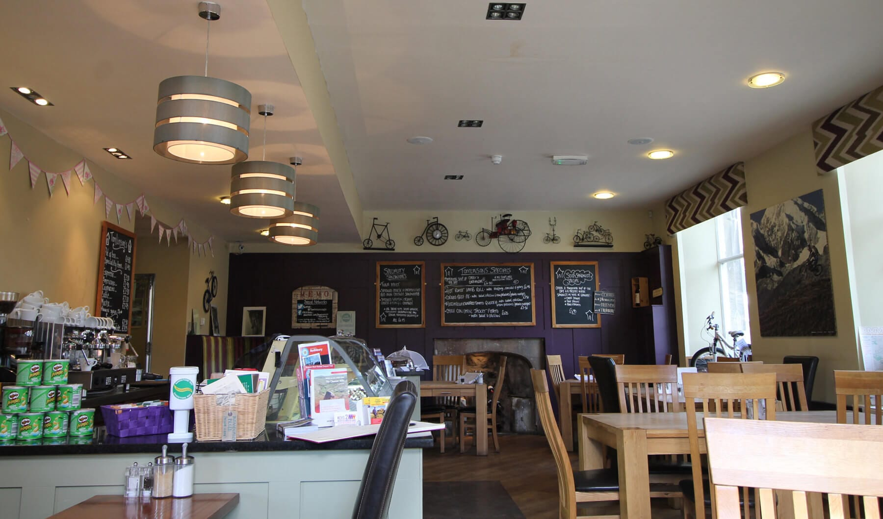 Tomlinson's Cafe and Bunkhouse - Rothbury